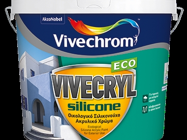 VIVECRYL SILICONE ECO 10Lt VIVECHROM