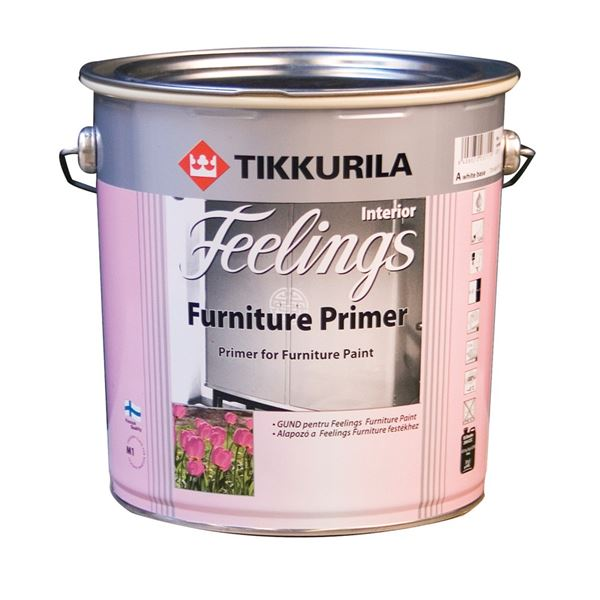 TIKKURILA FEELINGS FURNITURE PRIMER 0,9Lt