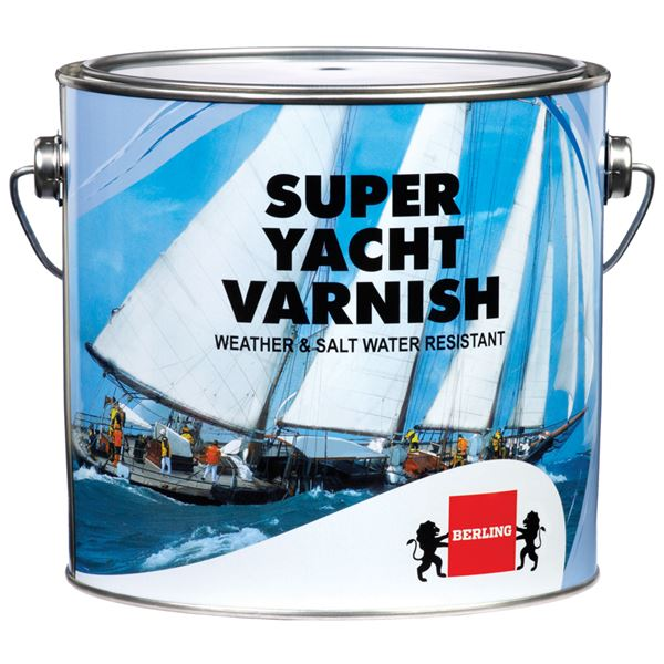 SUPER YACHT VARNISH SATINE 0,75Lt BERLING
