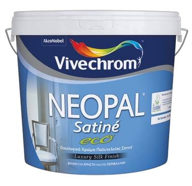 NEOPAL SATINE ECO 10LT VIVECHROM