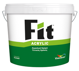 FIT ACRYLIC 9LT VIVECHROM