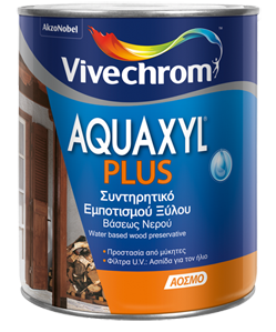 AQUAXYL PLUS 0,75LT ΑΧΡΩΜΟ VIVECHROM
