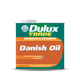 DULUX TRADE DANISH OIL 1LT